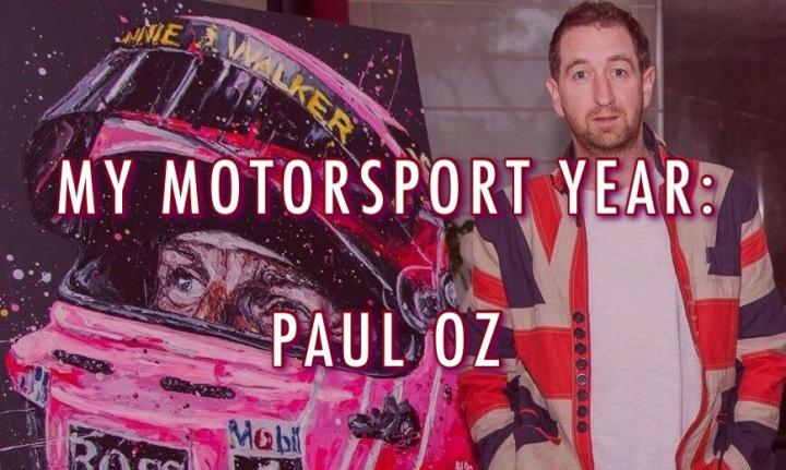 My Motorsport Year: PaulOz