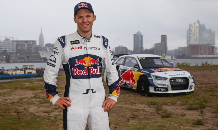 My Motorsport Year: Mattias Ekström