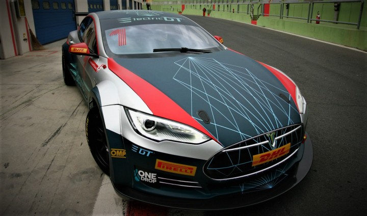 "Electric GT CEO says future of motorsport is fully-electric and ""this change is not optional"""
