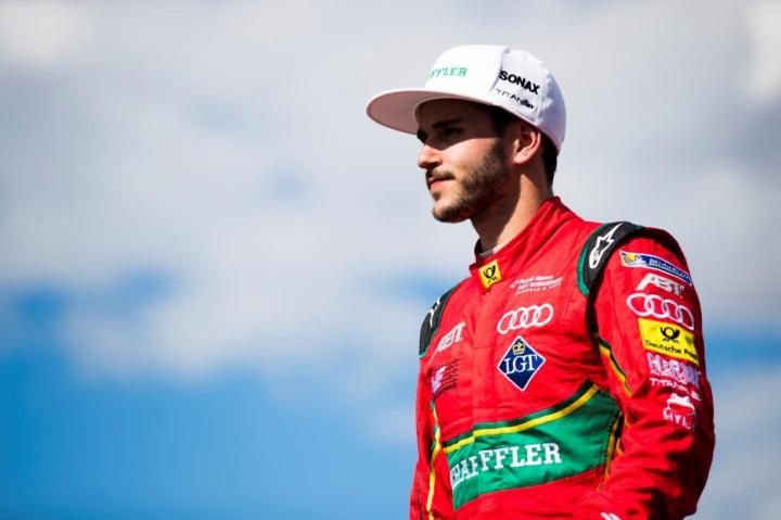 Disappointment for Abt as last lap retirement destroys the 'one of the best Formula E races' of his career