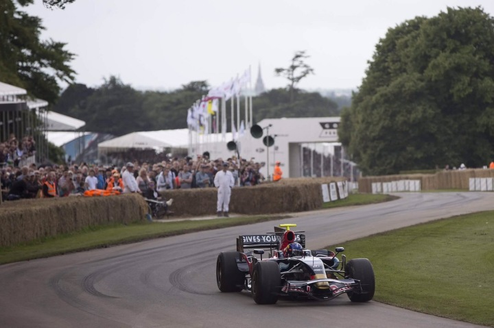 What's On: Goodwood Festival of Speed 2017