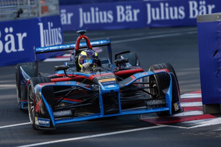 Dillmann uncertain of Formula E future