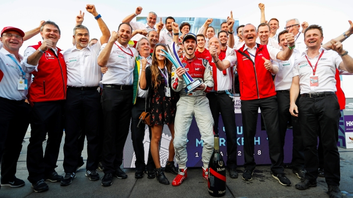 """I didn't think we would win"": McNish talks the Mexico City ePrix"