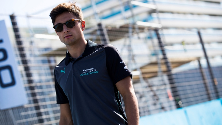 Issues with car have limited Evans' Formula E success so far this season