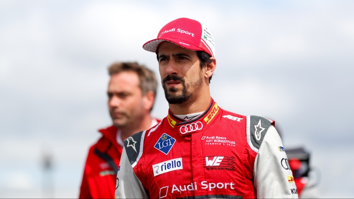Steering issue hindered di Grassi's Berlin race