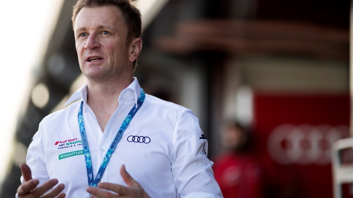 """It's black or it's white – there is no grey"": Allan McNish talks the 'challenging' transition from Driver to Team Principal"