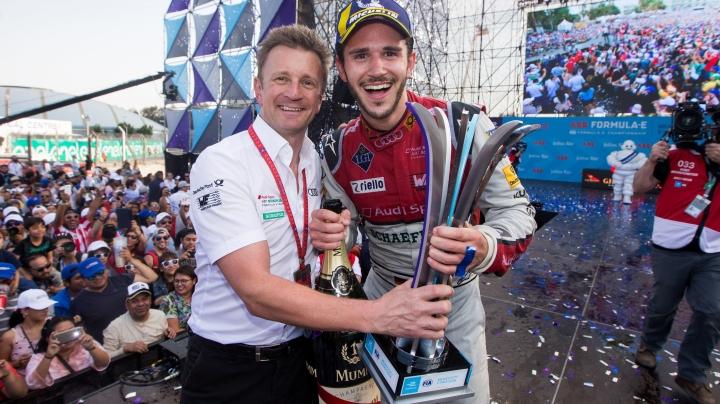 Allan McNish on Audi's Formula E manufacturerrenaissance