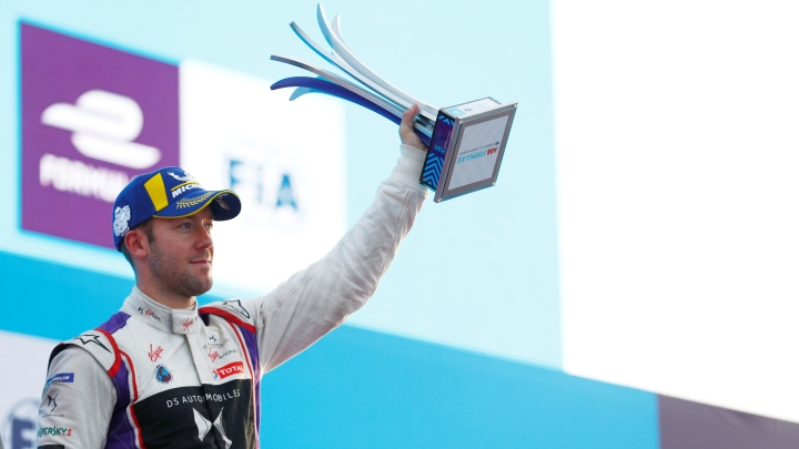 Why Sam Bird is Formula E's finest talent