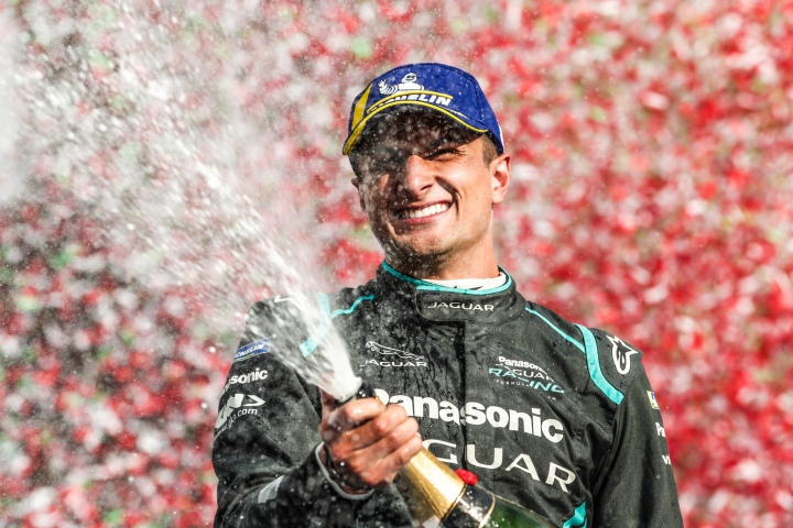 """Rome ePrix winner Mitch Evans believes there is """"no reason"""" why he can't win the remaining races thisseason"""
